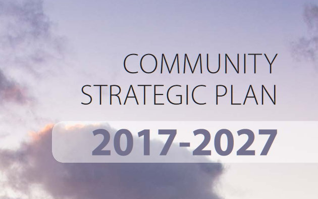 Community Strategic Plan - CGG